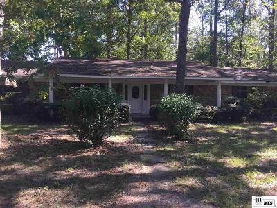 Monroe LA Single Family Home For Sale: $179,000