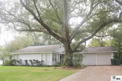 Monroe LA Single Family Home For Sale: $148,000