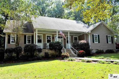 West Monroe Single Family Home Active-Price Change: 369 Three Lake Road