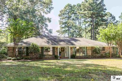 Single Family Home For Sale: 2807 Foxxwood Drive