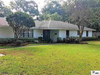 Monroe LA Single Family Home Active-Contingent: $355,000