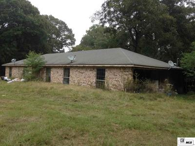 Monroe Single Family Home Active-Pending: 502 Springhill Road