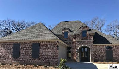Monroe LA Single Family Home For Sale: $345,000