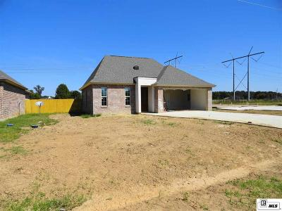 Sterlington LA Single Family Home For Sale: $264,900