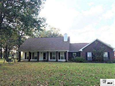 Monroe Single Family Home Back On Market: 2153 Stubbs Vinson Road
