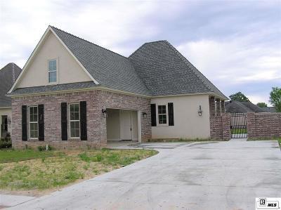 Monroe LA Single Family Home For Sale: $307,000
