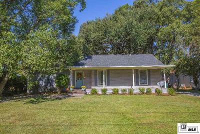 Monroe Single Family Home For Sale: 703 Downey Lane