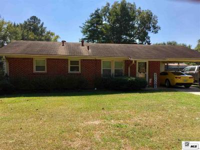 Single Family Home For Sale: 1427 Jonesboro Road