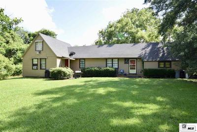 Single Family Home For Sale: 6584 Grabault Road