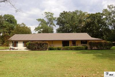 Monroe Single Family Home For Sale: 112 Current Drive