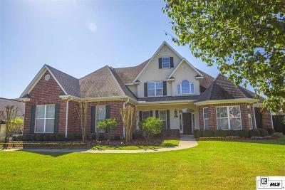 Monroe LA Single Family Home For Sale: $399,000