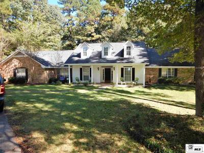 Ruston Single Family Home New Listing: 3800 Woodburn Street