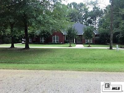 Ruston Single Family Home For Sale: 431 Tremont Drive