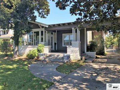 Monroe Single Family Home For Sale: 1904 Riverside Drive