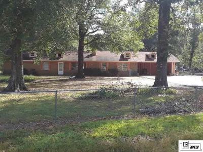 Monroe Single Family Home New Listing: 594 Redwood Lane