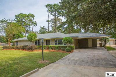Monroe Single Family Home New Listing: 402 Beasley Street