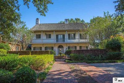Monroe LA Single Family Home For Sale: $1,425,000