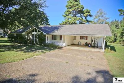 Ruston Single Family Home For Sale: 119 Marlou Circle