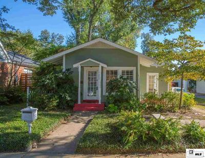 Monroe LA Single Family Home For Sale: $144,000