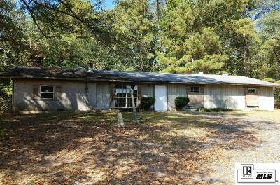 Downsville Single Family Home For Sale: 4812 Highway 552