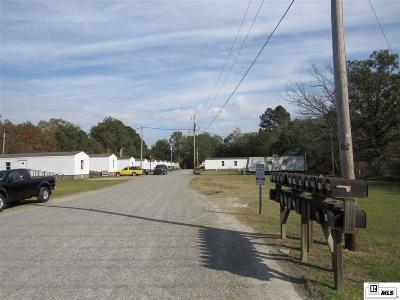 West Monroe Multi Family Home For Sale: 1107 Washington Street