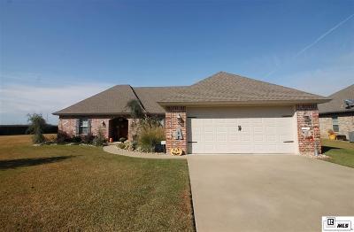 Sterlington LA Single Family Home For Sale: $259,900