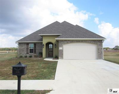 Monroe Single Family Home For Sale: 127 Blue Sky Drive