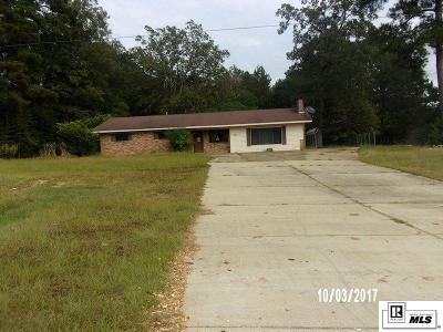 Jonesboro Single Family Home For Sale: 2213 Winnfield Highway