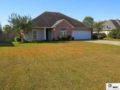 Monroe LA Single Family Home For Sale: $214,900