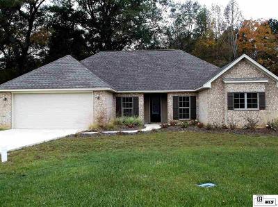 West Monroe LA Single Family Home For Sale: $234,900