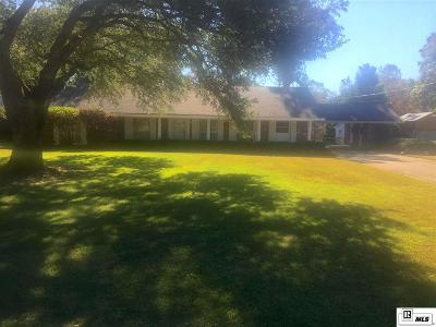 Monroe Single Family Home For Sale: 204 Fortune Drive