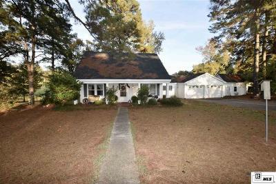West Monroe LA Single Family Home For Sale: $215,000