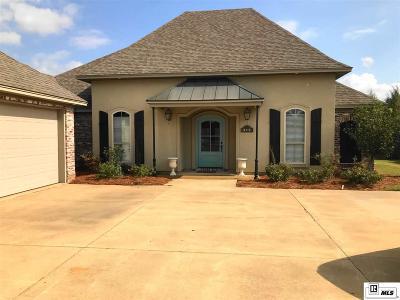 Monroe Single Family Home For Sale: 512 Bunker Lane