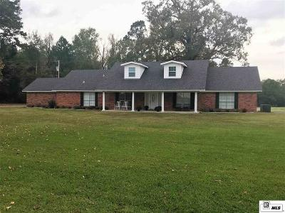 West Monroe LA Single Family Home For Sale: $325,000