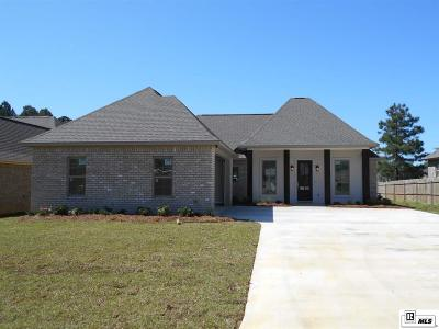 Single Family Home For Sale: 154 Plantation Hill
