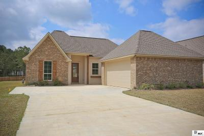 Ruston Single Family Home For Sale: 158 Plantation Hill
