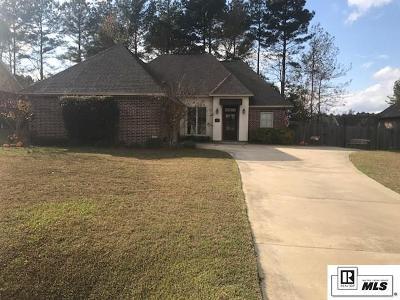 Single Family Home Active-Pending: 3009 Bourbon Street