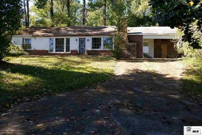 Jonesboro Single Family Home Active-Pending: 1320 S Polk Avenue