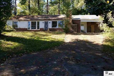 Jackson Parish Single Family Home For Sale: 1320 S Polk Avenue