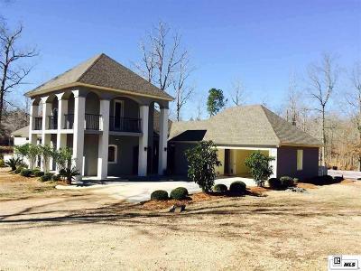 West Monroe LA Single Family Home For Sale: $399,900