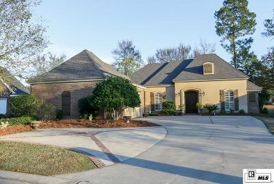 Monroe Single Family Home For Sale: 102 Paleo Drive