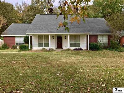 Monroe LA Single Family Home For Sale: $265,000