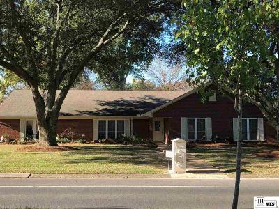 Monroe LA Single Family Home For Sale: $289,000