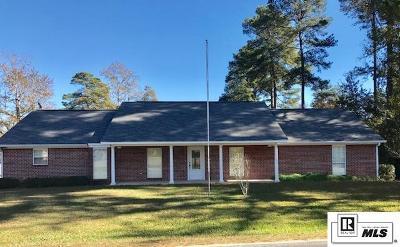 West Monroe LA Single Family Home For Sale: $225,000