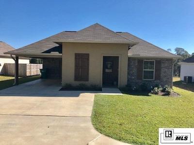 West Monroe LA Single Family Home For Sale: $174,900
