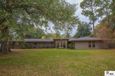 Monroe Single Family Home Active-Price Change: 2713 Plantation Drive