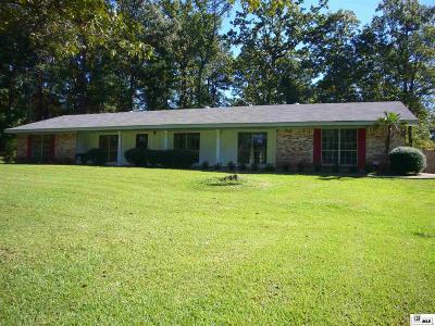 West Monroe LA Single Family Home For Sale: $279,900
