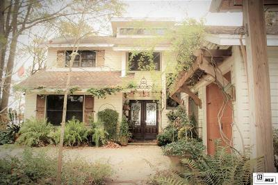Single Family Home For Sale: 248 Pine Bluff Road