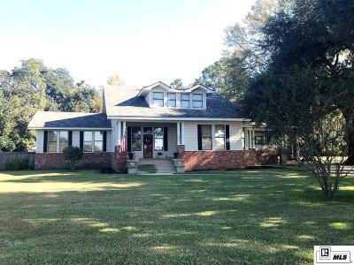Monroe Single Family Home For Sale: 1504 Riverside Drive