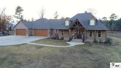 Dubach Single Family Home Active-Pending: 576 Spur Road